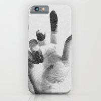 iPhone Cases featuring That-A-Way by Anna Dorfman