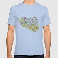 Get Crafty! Mens Fitted Tee Athletic Blue SMALL