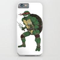Raphael iPhone 6 Slim Case