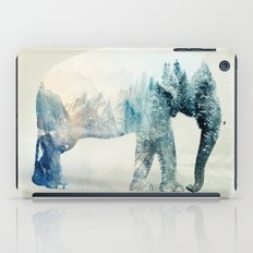 Vanishing Elephant  iPad Case