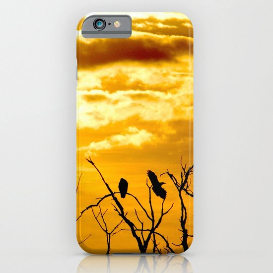 Takeoffs and Landings iPhone & iPod Case