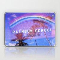Rainbow School Laptop & iPad Skin