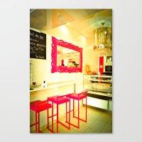 sweet Paris Canvas Print