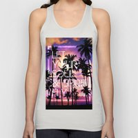 Smell the Sea Feel the Sky Unisex Tank Top