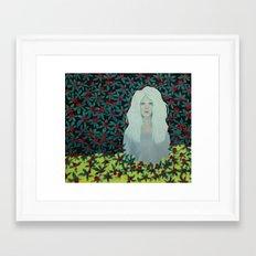 Marina. Framed Art Print