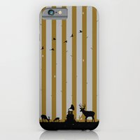 iPhone & iPod Case featuring Gold Deer Song by Chris Redford