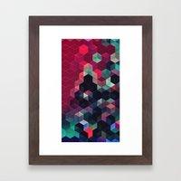 syngwyn rylyxxn Framed Art Print