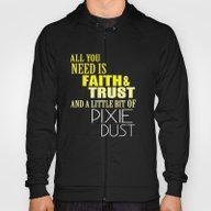 All You Need Is Faith An… Hoody