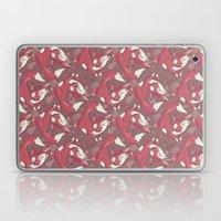 The Quick Brown Fox Jump… Laptop & iPad Skin