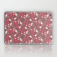 The quick brown fox jumps over… Laptop & iPad Skin