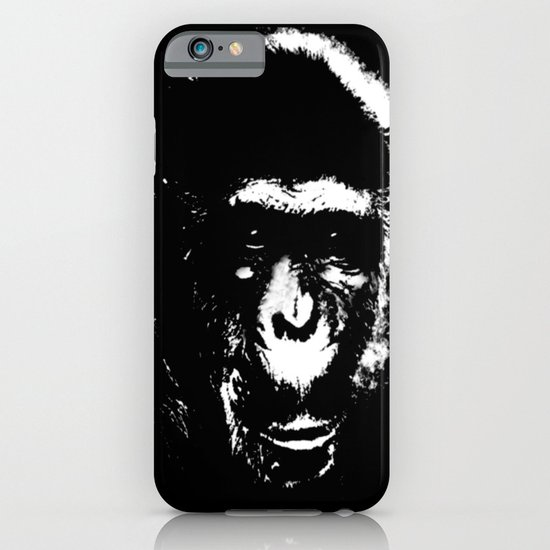 Monkey iPhone & iPod Case