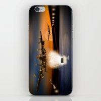 Coming In iPhone & iPod Skin