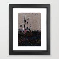 TEASEL I Framed Art Print