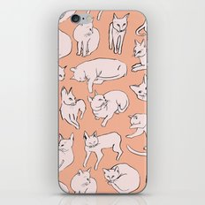 Picasso Cats iPhone & iPod Skin