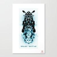 Starblind Canvas Print