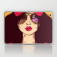 Dangerous Girls - Rednec… Laptop & iPad Skin