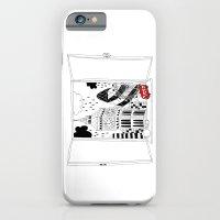 London window iPhone 6 Slim Case