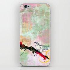HAPPY BIRD iPhone & iPod Skin