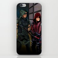 Arrowverse iPhone & iPod Skin