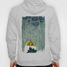 Oh! Raining Night Hoody