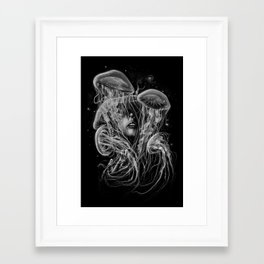 Framed Art Print - A Beautiful Delusion - nicebleed