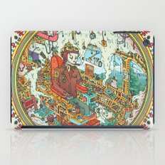 Time to Travel. iPad Case