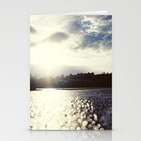 Missing The Road Stationery Cards