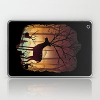 Into Deer Woods Laptop & iPad Skin