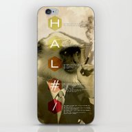 iPhone & iPod Skin featuring Hal by Rosa Picnic