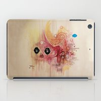 Outerspace Rock`n´Roll … iPad Case