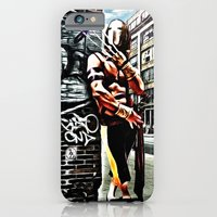 iPhone & iPod Case featuring Vega by D77 The DigArtisT