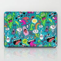Monster Party iPad Case