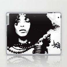 Erikah BADU by Besss - 2011 Laptop & iPad Skin