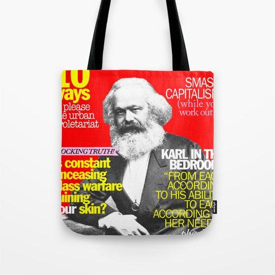 COSMARXPOLITAN, Issue 1 Tote Bag