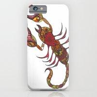 Tatoo Scorpion iPhone 6 Slim Case