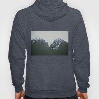 Vintage Snowy Mountain Hoody