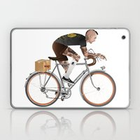 Bike Driver Laptop & iPad Skin