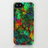Autumn In The Garden iPhone (5, 5s) Slim Case
