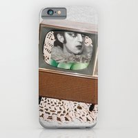 iPhone & iPod Case featuring A antirosa atômica by Mayara Viana