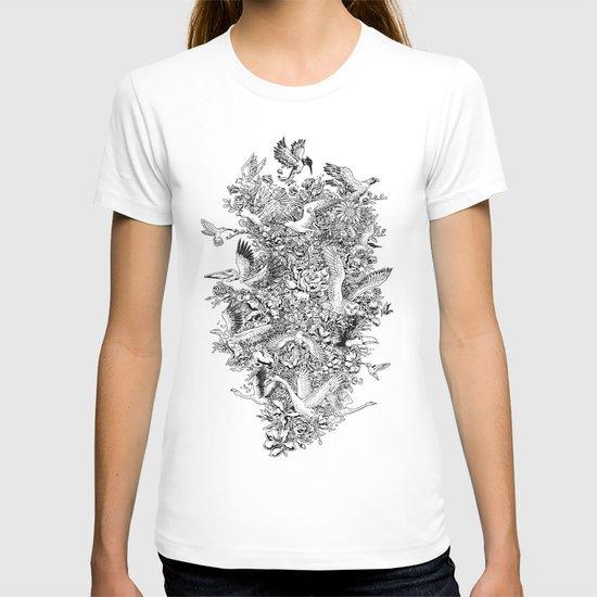 Blooming Flight T-shirt