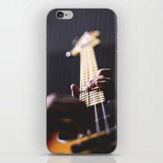 Guitarist iPhone & iPod Skin