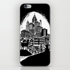 You Can't Stop Progress iPhone & iPod Skin
