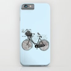 World Tour ~ Blue iPhone 6s Slim Case