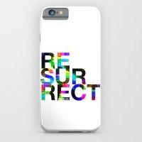 Resurrect. Romans 6:5 iPhone 6 Slim Case