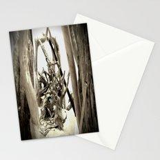Driftwood (B&W) Stationery Cards