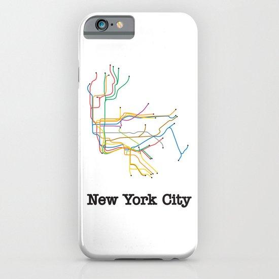 New York City Subway iPhone & iPod Case