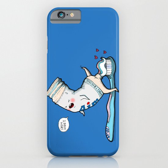 Open Wide! iPhone & iPod Case