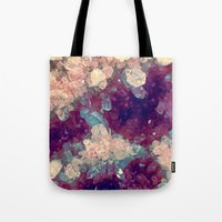 Raw Quartz Tote Bag