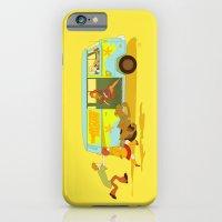 Little Mystery Machine iPhone 6 Slim Case
