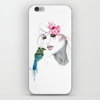 her secret*** iPhone & iPod Skin